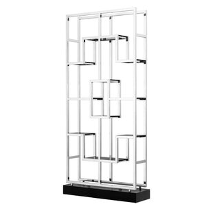 Lagonda Multi-Level Geometric Bookcase