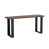 Cisco 63 Solid Wood Console Table by Foundry Select