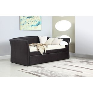 Cristhian Daybed With Trundle by Red Barrel Studio Reviews