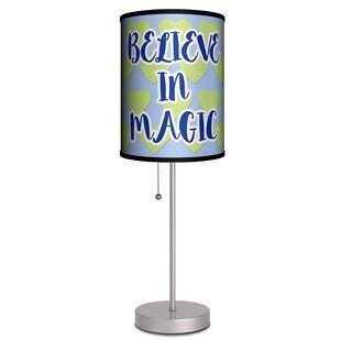 Ebern Designs Paine Believe in Magic 19