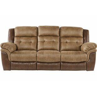 Heider Reclining Sofa by Red B..