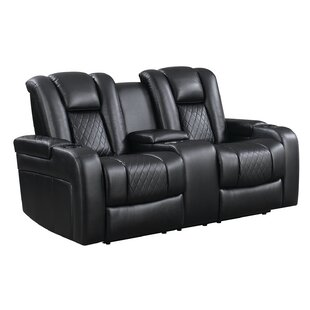 Inexpensive Moritz Reclining Power Motion Sofa by Latitude Run Reviews (2019) & Buyer's Guide