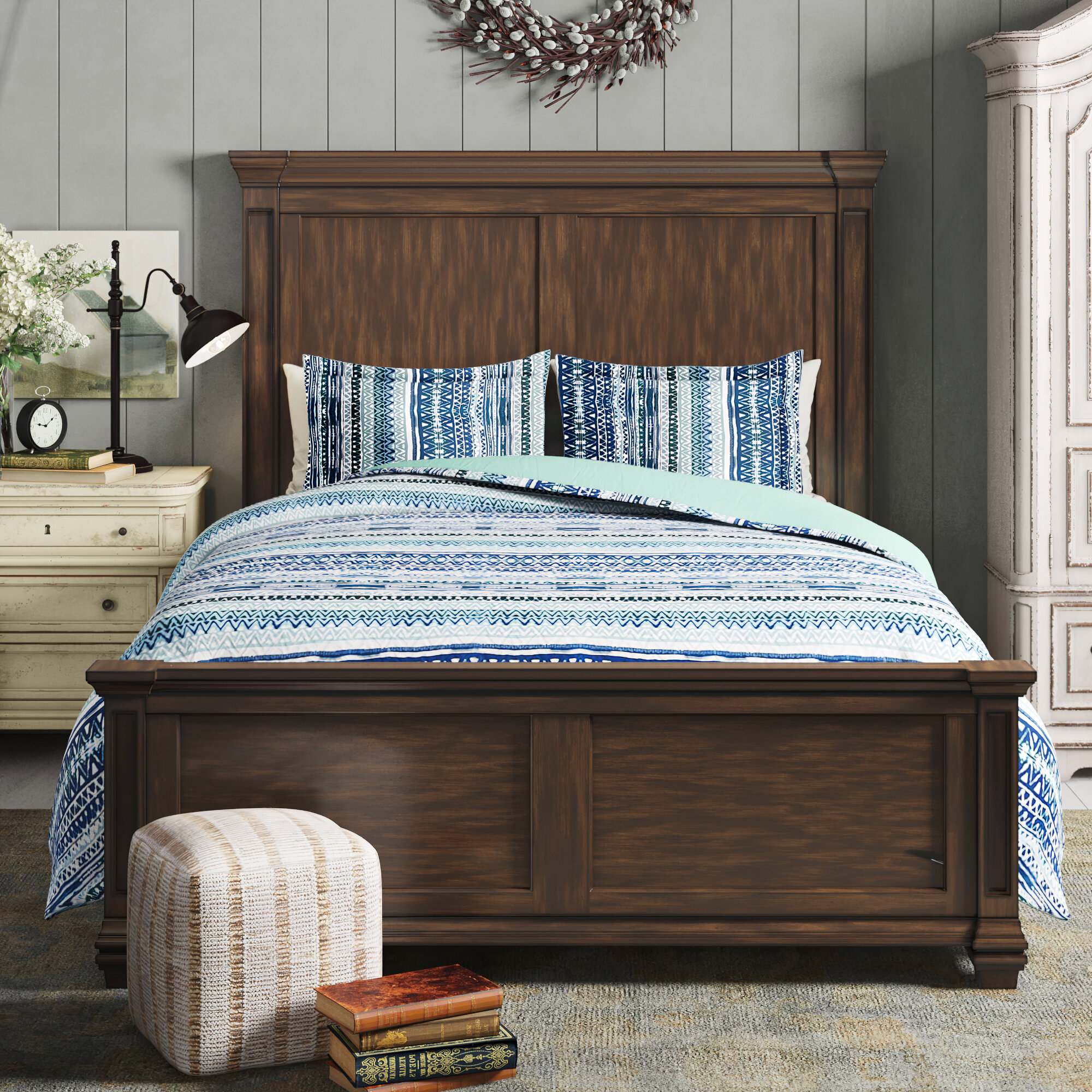 Modern Rustic Bedding Free Shipping Over 35 Wayfair