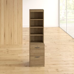 Cosmo 2 Drawer Filing Cabinet By Gracie Oaks