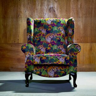 Pranav Wingback Chair By Bloomsbury Market