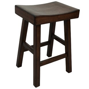 Christensen 64cm Bar Stool By Brambly Cottage