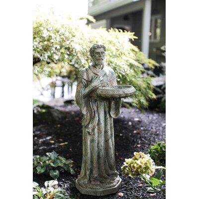 enjoyable home depot garden statues. Brockley St  Francis Statue Design Toscano Manneken Pis Reviews Wayfair
