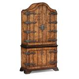 Floor Wine Cabinet by Jonathan Charles Fine Furniture