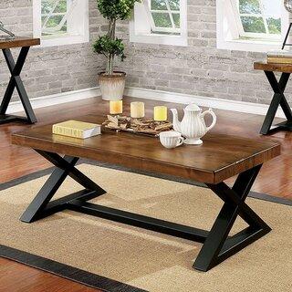 Agosto Coffee Table by Williston Forge SKU:DA480198 Purchase