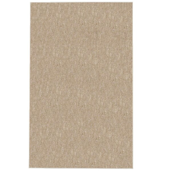 Gracie Oaks Meredith Wool Taupe Area Rug Wayfair