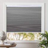 Cordless Light Filtering Blinds Cellular Fabric Shades Honeycomb Door Window Shades