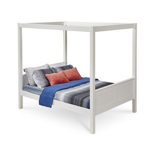 Annette Full Canopy Bed by Mistana