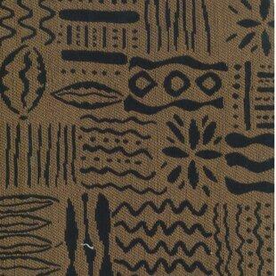 Tapestry Hieroglyphics Futon Slipcover