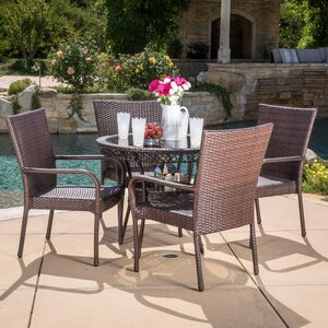 Encanto 5 Piece Dining Set