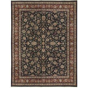Find One-of-a-Kind Jahan Handwoven 12' x 15' Wool Brown/Black Area Rug ByBokara Rug Co., Inc.