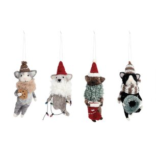 Wool Ornaments Wayfair