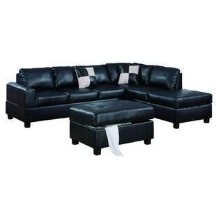 Reversible Sectional by Infini Furnishings Spacial Price