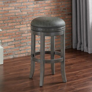 Bulwell 30 Swivel Bar Stool DarHome Co