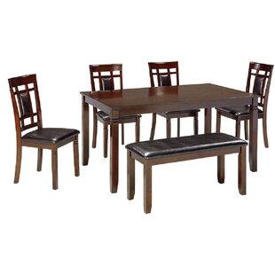 Manzanita 6 Piece Dining Set