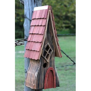 Heartwood Ye Olde 24 in x 9 in x 8 in Birdhouse