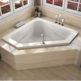 Read Reviews Signature® 60 x 60 Drop In Bathtub ByJacuzzi®