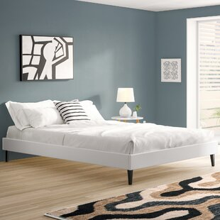 Babb Upholstered Platform Bed by Trule Teen