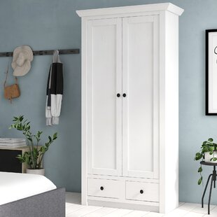 Elston 2 Door Wardrobe By August Grove