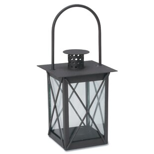 Charlton Home Metal Lantern
