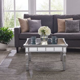 Adcock Coffee Table by House of Hampton