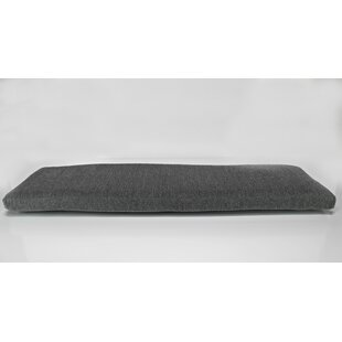 Velvet Fusion Indoor/Outdoor Sunbrella Bench Cushion By Gracie Oaks