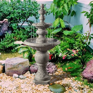 Holland Resin Fountain By Sol 72 Outdoor