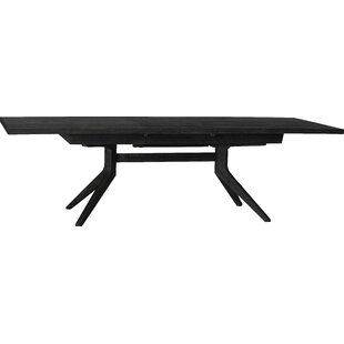Palmer Extendable Dining Table by Brownstone Furniture 2019 Sale