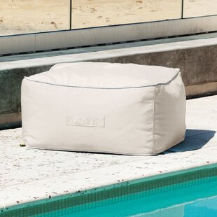 Outdoor Ottoman by Hip Chik Chairs