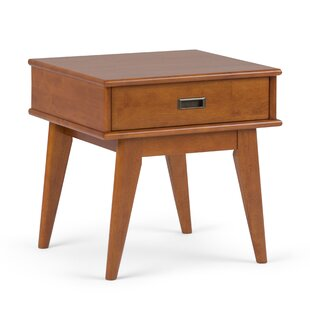Halvorson End Table by George Oliver