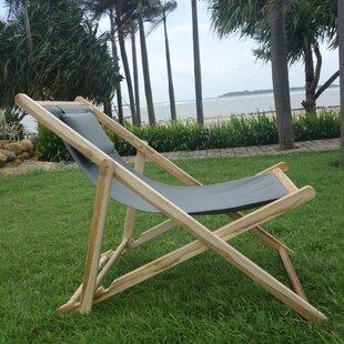 Austen Folding Beach Chair by Bay Isle Home