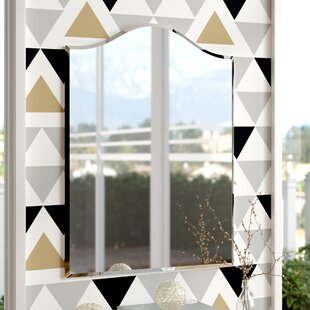 Latitude Run Solis Modern Wall Mirror