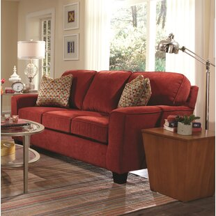 Kaylin Beveled Arm Sofa