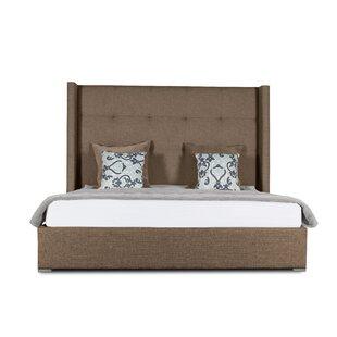 Brayden Studio Hansen Upholstered Platform Bed
