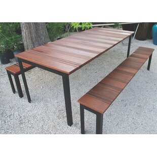 SOL 3 Piece Dining Set