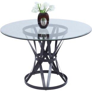 Winnie Metal Base Dining Table