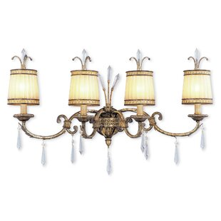 Astoria Grand Perot 4-Light Vanity Light
