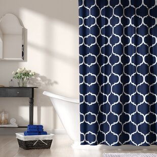 Bourget Single Shower Curtain