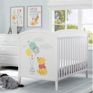 Disney Winnie The Pooh 3 In 1 Convertible Crib