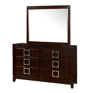 Everson 6 Drawer Double Dresser