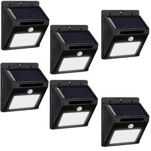 6-Light Outdoor Deck Light..