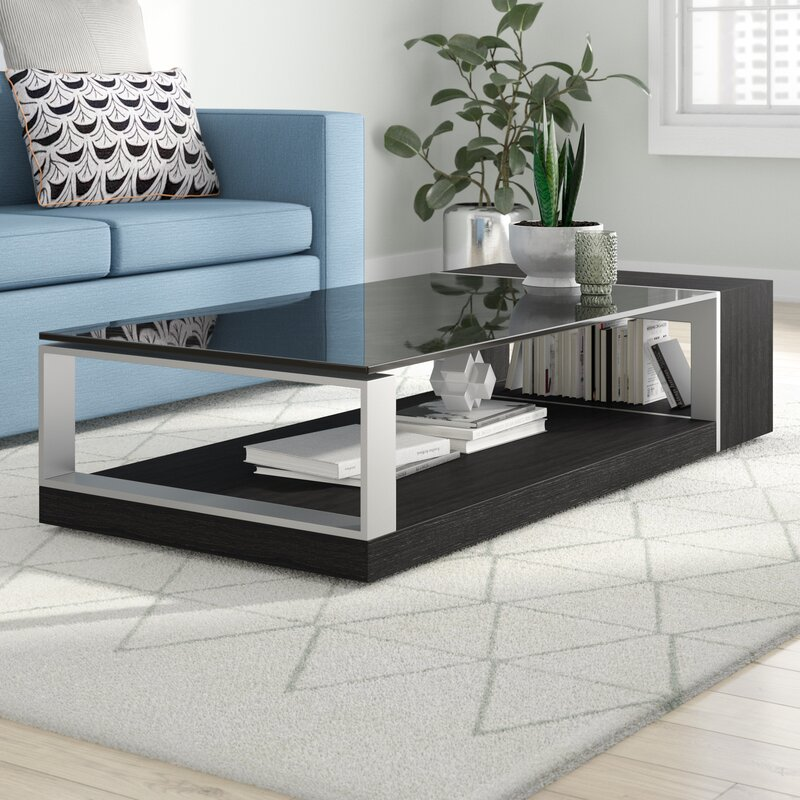 Wade Logan Derry Coffee Table Reviews