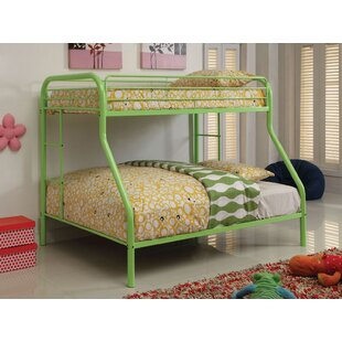 Caruso Twin Over Full Bunk Bed by Zoomie Kids