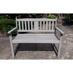 Chilton Wooden Traditional Bench Image
