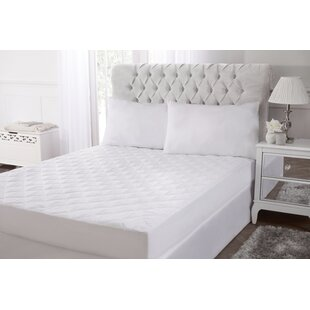 Englert Rayon From Bamboo Hypoallergenic Mattress Protector By Symple Stuff