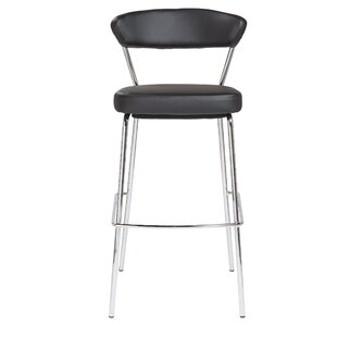 Stupendous Wade Logan Catina Modern Adjustable Height Swivel Bar Stool Gmtry Best Dining Table And Chair Ideas Images Gmtryco